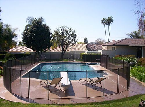 Cost-Effective Pool Fence