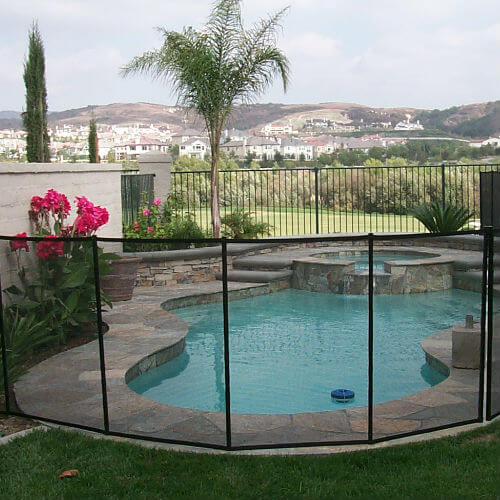 Pool Fences save lives. A Pool Fence is needed where children live should have a mesh pool safety fence installed.