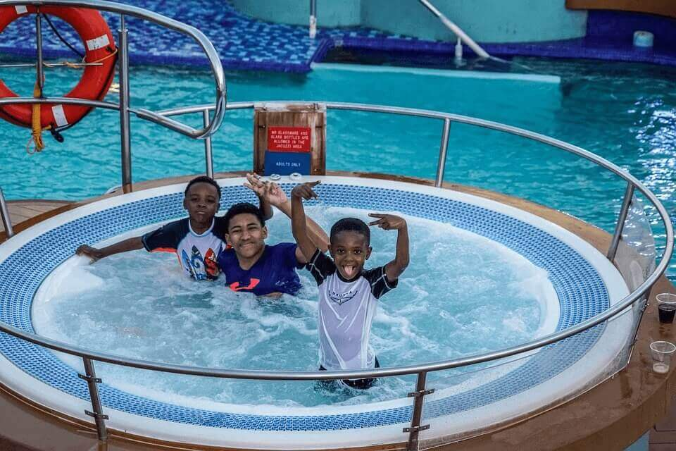 hot tubs for kids